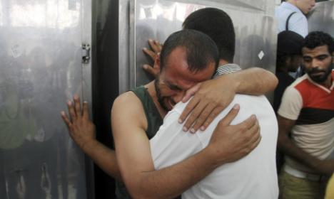 Swedish leaders speak out on Gaza crisis