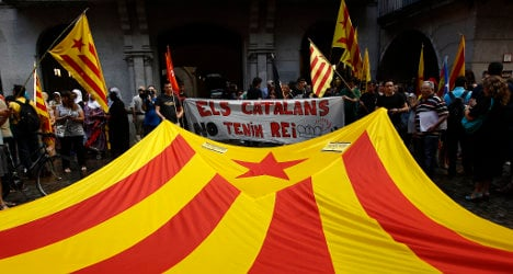 Lobby group unveils plans for 'Catalan army'