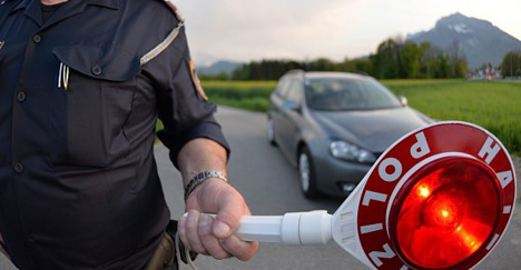 Traffic offenders fined €225 million last year