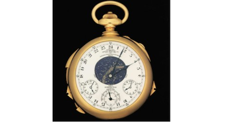 'Supercomplicated' watch set for Geneva auction