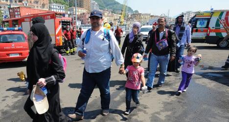 'EU countries must take more boat migrants': UN