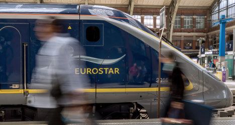 Eurostar to start London-Marseille direct train