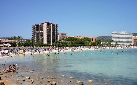 20-year-old Dane falls to his death in Mallorca