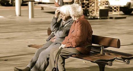 Average retirement age increases in Austria
