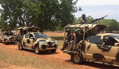 Gunmen kidnap German in northern Nigeria