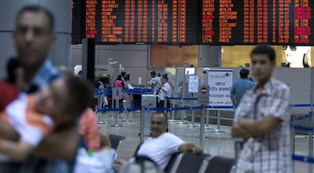 AUA maintains Tel Aviv flight ban