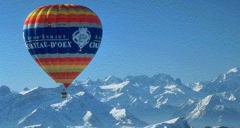 US family files lawsuit over Swiss balloon crash