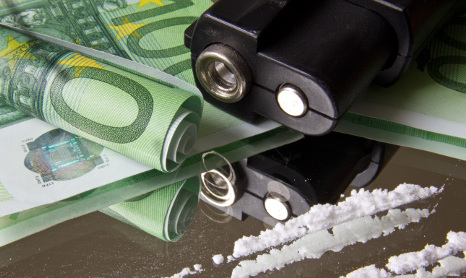 Police seize guns and crystal meth in Oslo raid