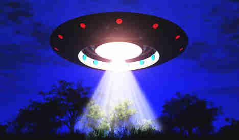 Norway's UFO mystery of 1950s finally solved