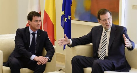 'A divided Spain will weaken EU': French PM