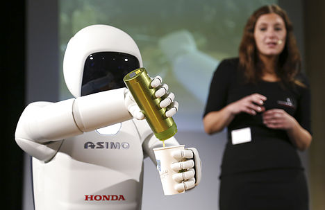 Robots could take half of jobs in Denmark