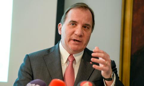 Löfven rejects 'Israel self-defence' post criticism