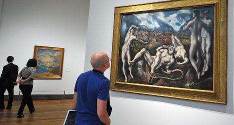 Spain's Prado museum 'loses' 885 artworks