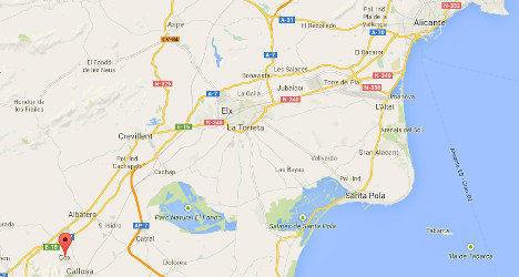 Eight dead in horror road smash near Alicante