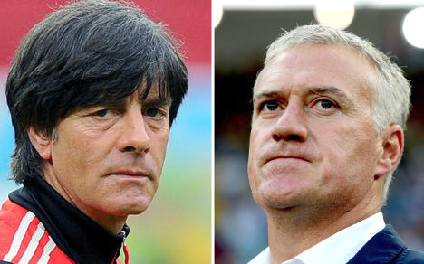Löw: Germany ready for France despite sniffles