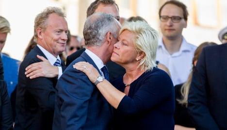 GALLERY: Anniversary of Oslo mass murder