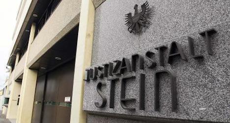 Austrian prisoners receive erection meds