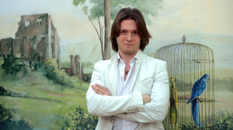 Sollecito studied Kercher murder case for thesis