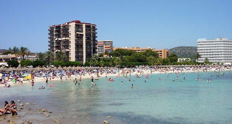 Scottish teen seriously injured in Majorca fall