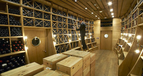 Austrian hotel has world's best wine list