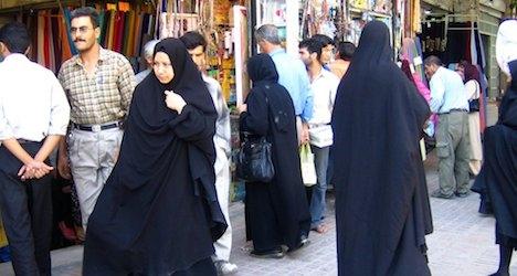 Burqa ban rejected by parliament