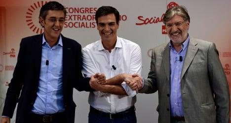 Spain's battered socialist party seeks new leader