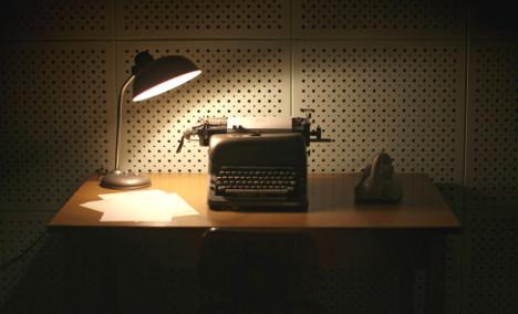 German NSA inquiry considers typewriters