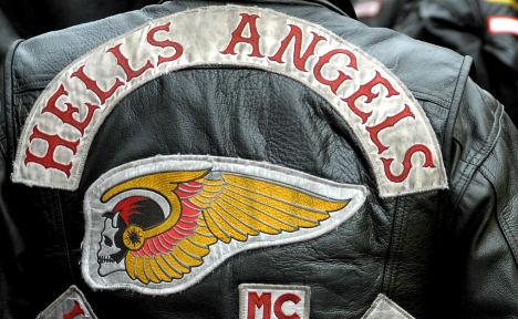 German state bans Hells Angels' logo online