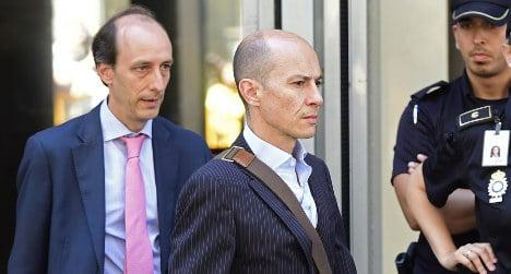 Disgraced tech boss hit with €600,000 bail bill