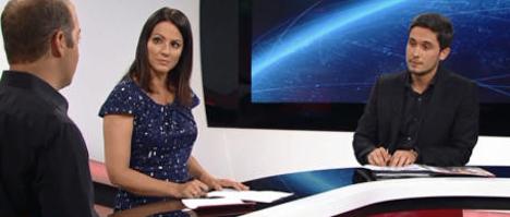 TV journalist threatened on Facebook