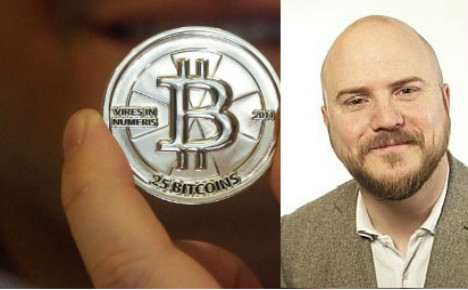 Swede runs for office just using Bitcoin funds