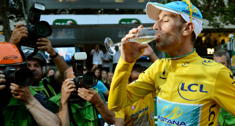 'I never imagined it could feel this good': Nibali