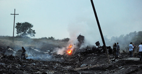 Alitalia avoids Ukraine after jet shot down