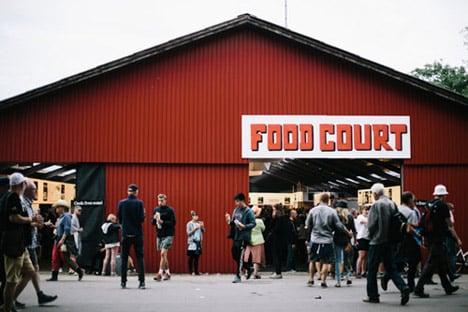 Leftover festival food feeds thousands