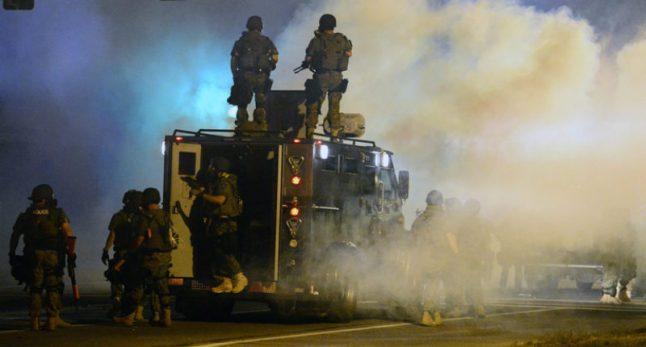 German journalists arrested in Ferguson
