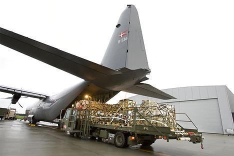 Danish military mission in Iraq gets green light