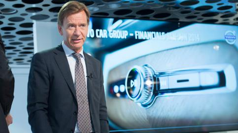 Volvo profits saved by Chinese devotion