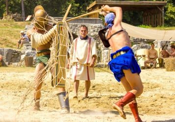Carnuntum to host authentic gladiator fights