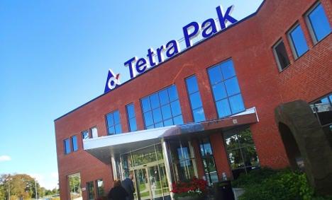 Swedish Tetra Pak factory to shut down