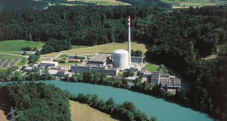 Austrian province wants Swiss nuclear power halt