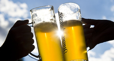 Poll shows Austrians like beer