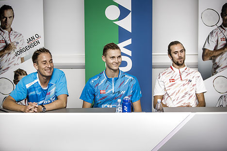 Danes vie for badminton crown at home