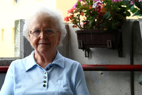 Berlin pensioners take on Swedish property giant