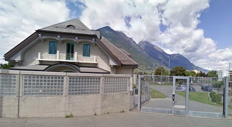 Murder suspect commits suicide in Valais jail