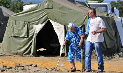 Russia push into Ukraine 'unacceptable': Germany