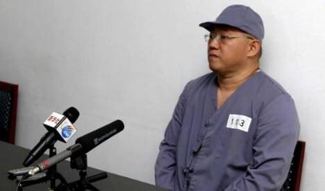 US prisoner in North Korea given Sweden visit