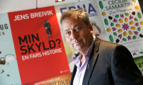 Anders Behring Breivik's father to write book