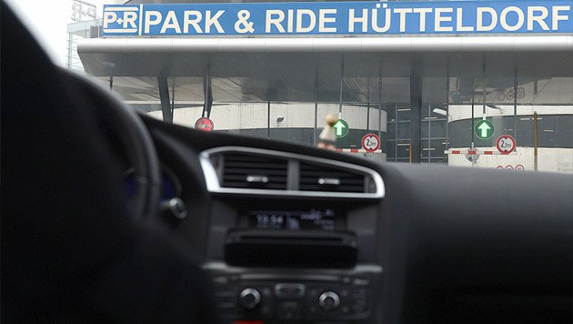 Park and ride prices increase