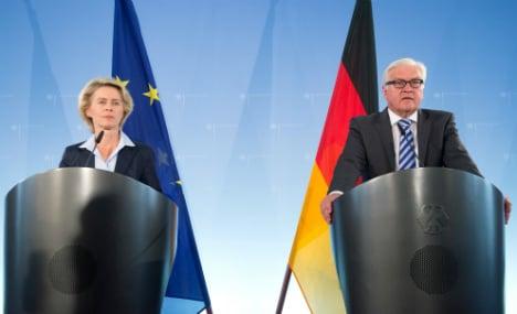 Germany ready to send arms to Iraqi Kurds
