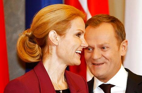 Thorning vs Tusk as EU top job decision looms